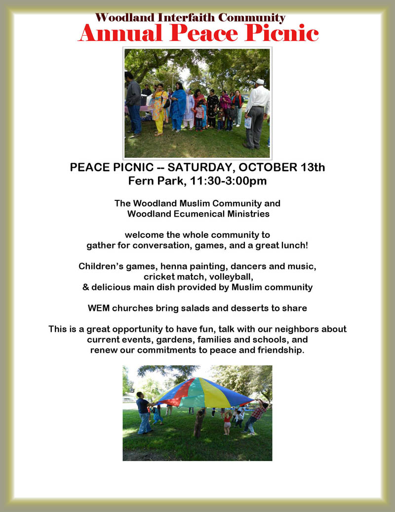 Peace Picnic Flyer-F
